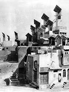 ハイデラバードの風の塔